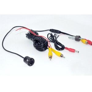 Image 5 - Ccd 8 led ccd車のバックミラーカメラナイト 170 広角車のリアビューreverseバックアップカメラ
