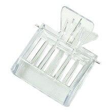 Abeille dabeille en plastique Transparent