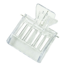 Benefitbee Beekeeping Tool Queen Bee Cages Plastic Transparent Labeled Holder apiculture equipment