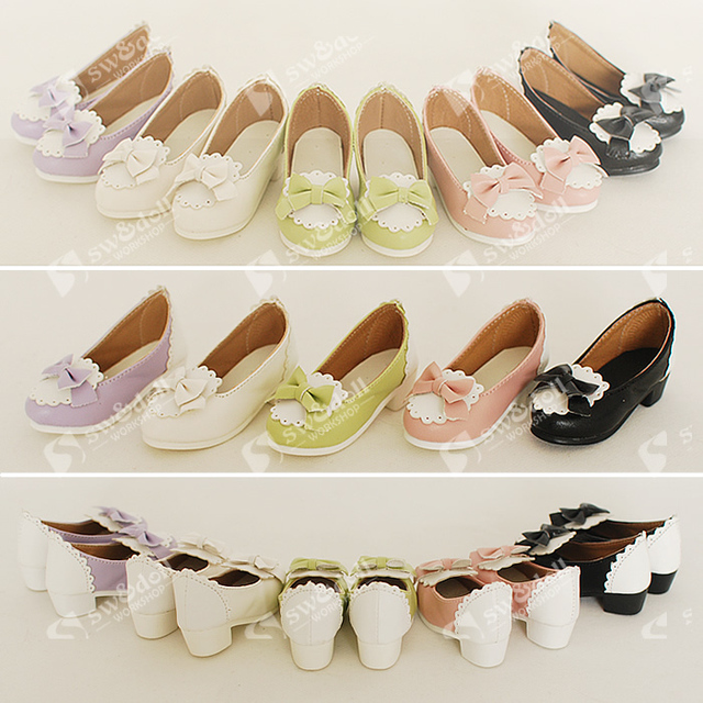 1/3 1/4 Scale BJD shoes for dolls.doll shoes for BJD/SD.A15A1223.only sell doll shoes.not included the doll and clothes