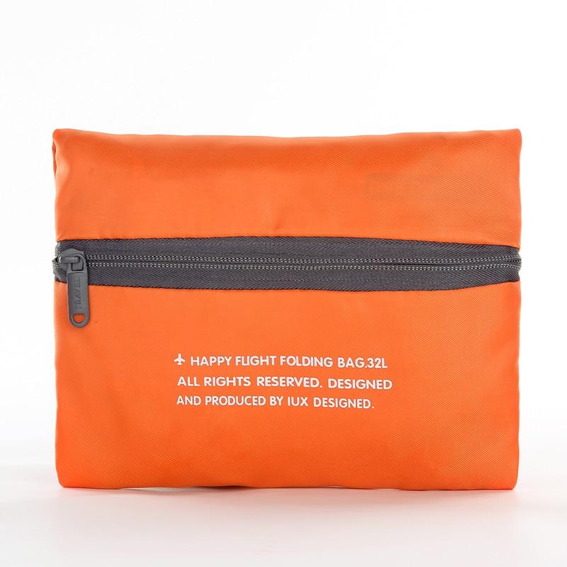IUX Fashion Folding Bag Unisex Bagage Resor Handväskor WaterProof - Väskor för bagage och resor - Foto 5