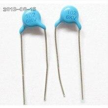 Высоковольтные керамические конденсаторы 6kv 6000 В 1000 P 102