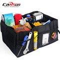 600D Oxford Carregador Do Carro Tidy Bag Organizador Auto Car Trunk Organizer Dobrável Saco De Armazenamento JH-820