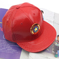 Children's hats wholesale autumn and winter new boys and girls Baseball Cap Hat circle star hip-hop cap