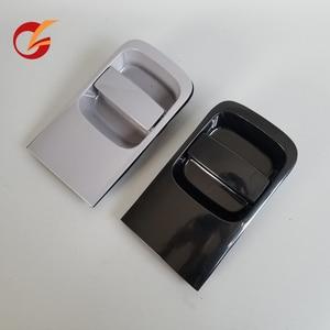 Image 1 - use for hyundai h1 grand starex i800 sliding door outside handle black