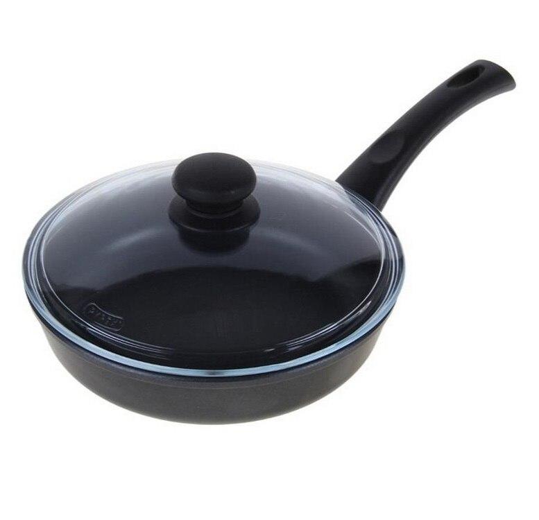 Сковорона Нева нетаттососна, ситататая, 28