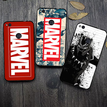 Case For Huawei Honor 8 Lite Case For Huawei P8 P9 Lite 2017 Case Cover Soft Black Skull Marvels Panther Batman Tiger Phone Case(China)