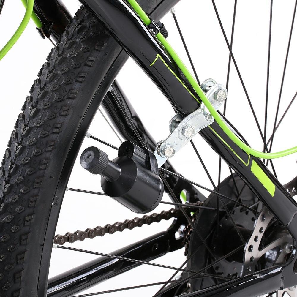 led fietsverlichting set kit bike veiligheid koplamp achterlicht achterlicht 6 w dynamo geen batterijen nodig in led fietsverlichting set kit bike
