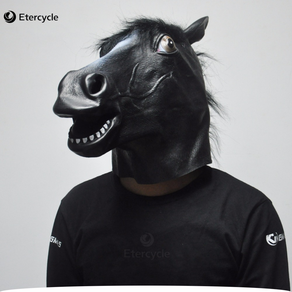 Online Buy Wholesale rubber animal mask from China rubber animal ...