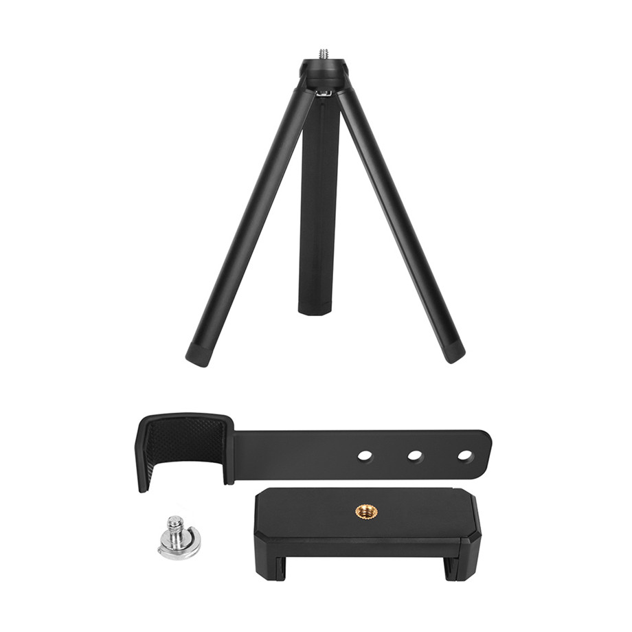 OSMO Pocket Smartphone Fixing Bracket Stand Clamp Extending Rod Tripod for DJI OSMO POCKET Gimbal Accessories 46