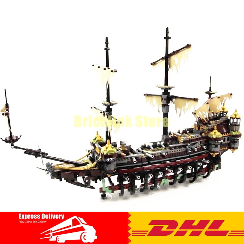 Bela 10680 2324pcs Pirate Ship The Silent Mary Bela Building Block Compatible Lepin 16042 71042 Brick Toy Gifts lepin 16042 silent mary building bricks blocks toys for children boys game model ship gift compatible with bela 71042