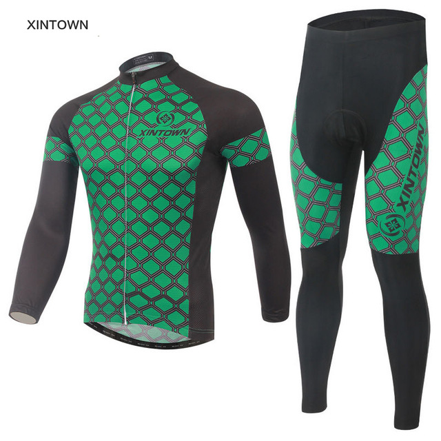2016 Hot Sale!! Winter Outdoor Sport men Long Sleeve Cycling Jerseys Ropa Ciclismo Invierno/Bicycle Clothing/Bike Sportswear men thermal long sleeve cycling sets cycling jackets outdoor warm sport bicycle bike jersey clothes ropa ciclismo 4 size