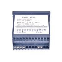 Medidor de pantalla del Sensor de la célula de carga  potencia: 90-260V CA/CC; entrada: Sensor medidor DC 0-24mV