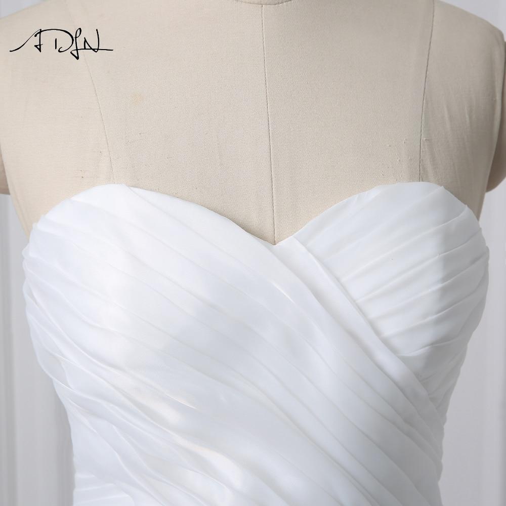 Noua Design vestidos de novia A-line Sheer Neckline imbracate cu - Rochii de mireasa - Fotografie 5