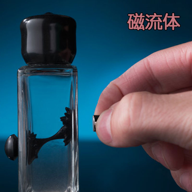 Creative Fun And Interesting Magnetic Fluid Decompression Puzzle Toy Strange New Boyfriend Birthday Gift For