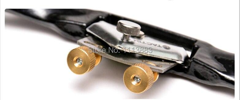 "Купить с кэшбэком 255mm/10"" Spoke Shave Flat Woodworking Hand Tool"