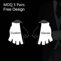 Factory Direct Custom Gel Padding Cycling Gloves Sublimation Printing Bike Bicycle Half Finger Gloves Guantes Ciclismo