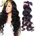 Перуанский Освобождает Волну Девы Волос 3 шт. Лот Класс 7А Необработанные Выдвижение Человеческих Волос Перуанский Девственные Волосы Свободная Волна