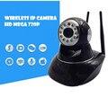 HD 720 P Câmera IP Sem Fio Wi-fi Mini Vigilância de Segurança Em Casa Night Vision CCTV Baby Monitor audio pt rede de memória sd cartão