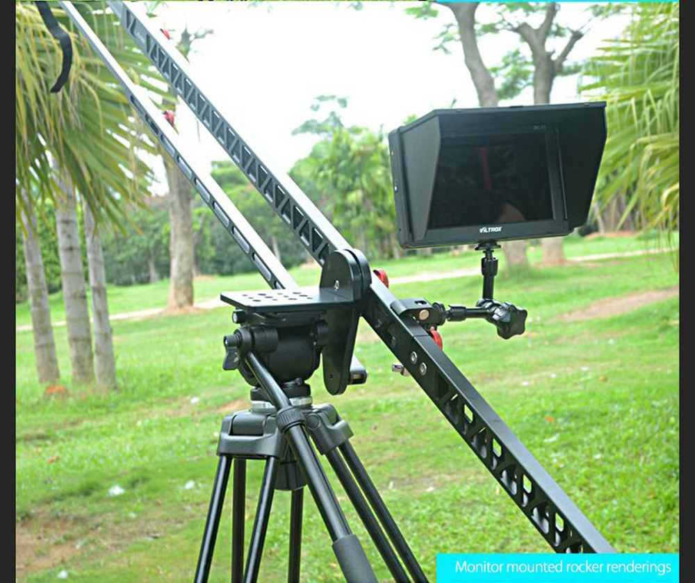 Viltrox 7 '' DC-70II ვიდეოკამერით TFT HD LCD - კამერა და ფოტო - ფოტო 5