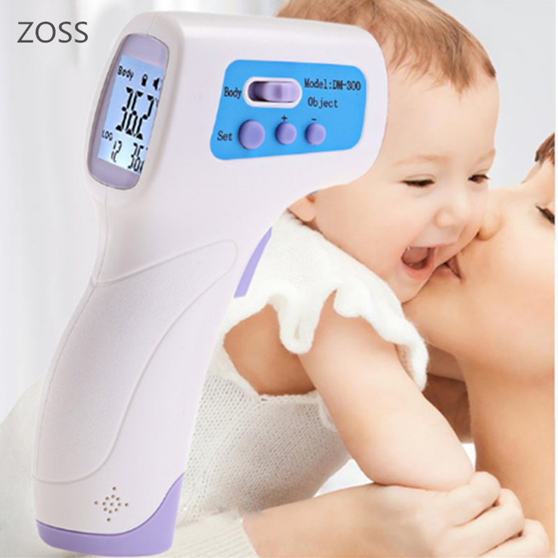 2018 Muti-fuction Baby/Adult Digital Termomete Infrared Forehead Body Thermometer Gun Non-contact Temperature Measurement Device laoa high precision digital termomete infrared forehead body thermometer gun non contact temperature measurement device