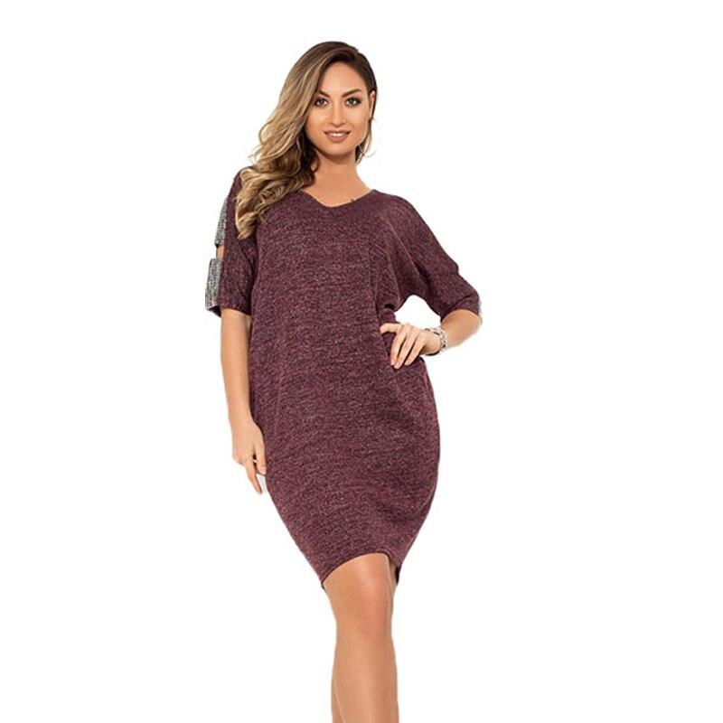 a0df2f344 Vestido de verano de gran tamaño para mujer 37 - GVF