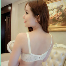 Breastfeeding Floral Maternity Nursing Bra Panty