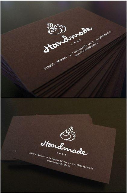 2016 New Hot Design Custom Letterpress Business cards CMYK Printing - letterpress business card