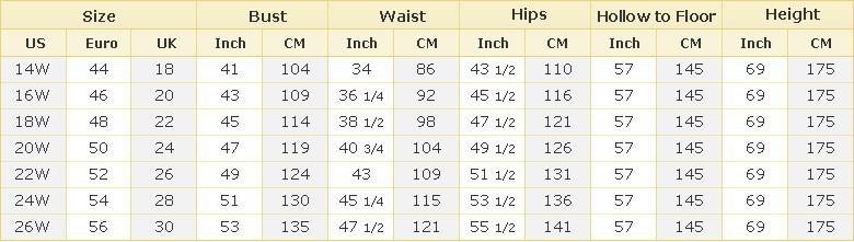 size chart2