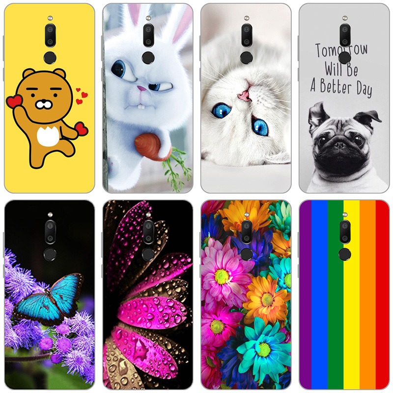 Silicone Bumper Case For <font><b>Meizu</b></font> <font><b>M6T</b></font> Cover Animal Ultra Thin Funda For <font><b>Meizu</b></font> <font><b>M6T</b></font> Case Cute Coque For <font><b>Meizu</b></font> <font><b>M6T</b></font> M6 T Phone Cases image