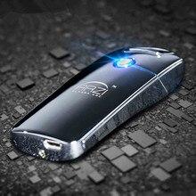 Primo USB дуги импульса электронная сигарета роскошные Перезаряжаемые Беспламенного плазменная зажигалка