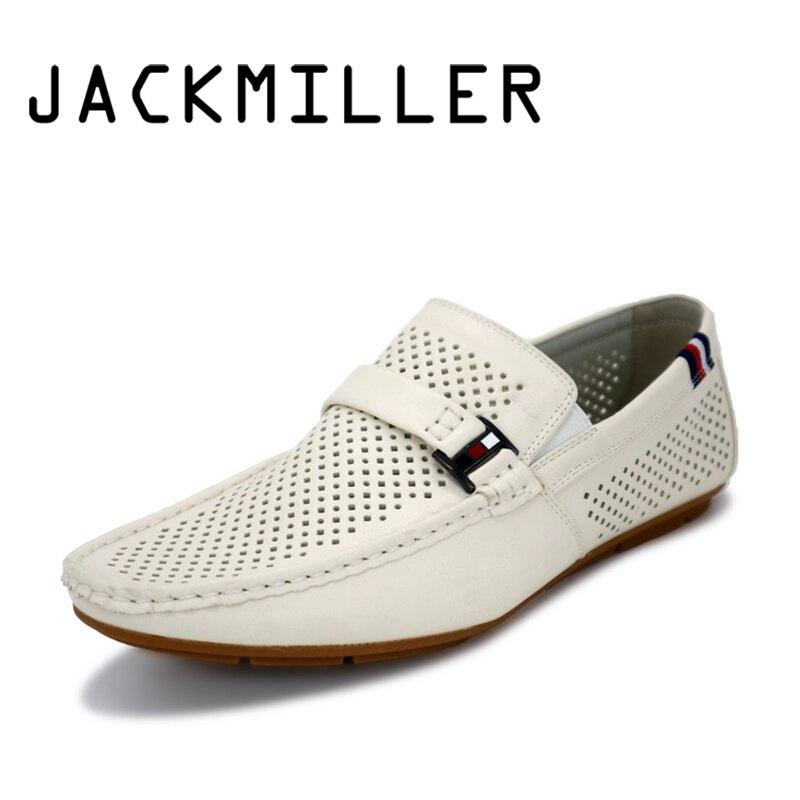 Jackmiller D'été Hommes Chaussures Hommes Casual Slip Respirant Sur La Lumière Souple Hommes vente Chaude Maille D'été Chaussures Confortables chaussures À La Main