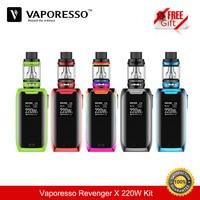 Vaporesso Electronic Cigarette Revenger X 220W TC Box Mod Box Mod Vape 5ML E Cigarette Tank