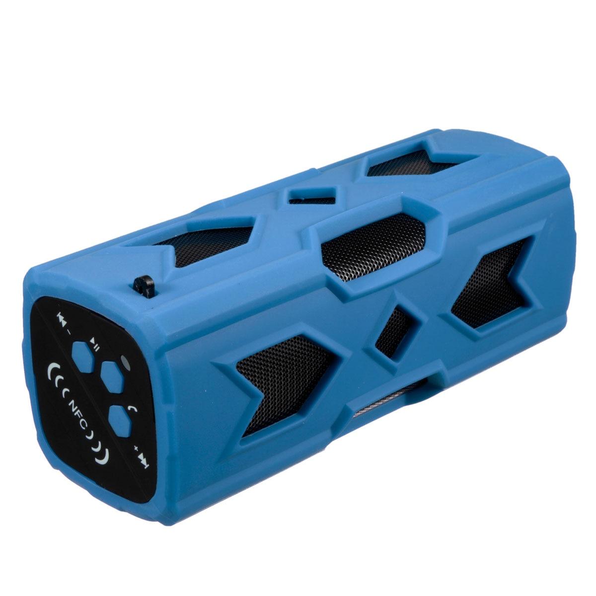 Top Quality IPX4 Waterproof Bluetooth CSR 4 0 NFC Speaker Portable Outdoor Music Soundbox 3600mah font