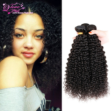 Good Cheap Ms Lula Hair Company Curly Brazilian Hair Extensions 4 Bundles 7a Unprocessed Virgin Brazilian Hair Kinky Curls