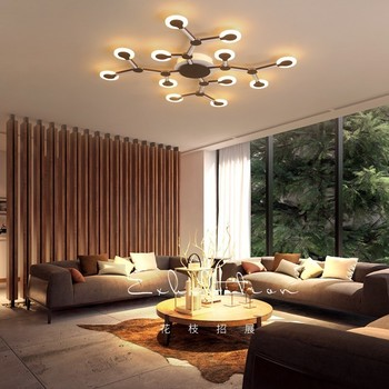 New Design Nordic lamp Creative led Chandelier For Living room Bed room modern chandelier Home Decoration chandelier lighting