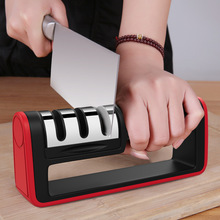 Kitchen Knife Sharpener Diamond Sharpening Stone Professional Whetstone Knives Grinder Tools Sistem MD1