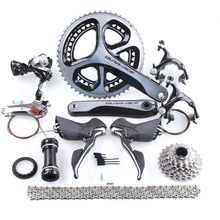 Shimano 9000 11S 2*11 Speed 50/34 53/39 170mm 172.5mm Derailleur and Brake Groupset for Road Bike Bicycle