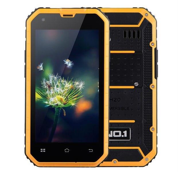 Original NO 1 M2 4 5 960 540 IP68 Waterproof Rugged MTK6582 Quad Core Android 5