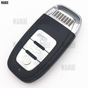 Image 2 - WALKLEE inteligentny klucz zdalny 315 MHz/433 MHz/868 Mhz garnitur dla Audi 8T0 959 754 */8K0 959 754 * dla A4/S4/A5/S5/Q5 2007 2016