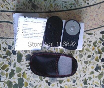 20 pcs/lot télécommande sans fil IR pour appareil photo canon 60D 600D 550D RC 6