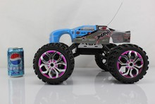 2015 Newest The best Sellest rc truck 757-4WD07 1/10 Rock Crawler King RC racing Car 4WD Off-Road Vehicle 2.4g 4CH vs E18MTL