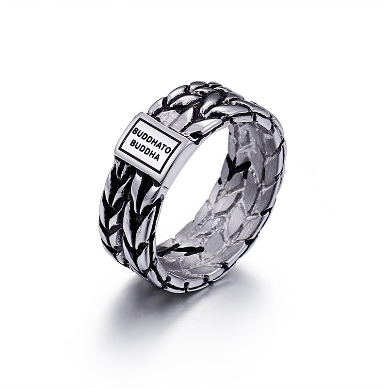 Buy mens chain ring and get free shipping on AliExpress.com