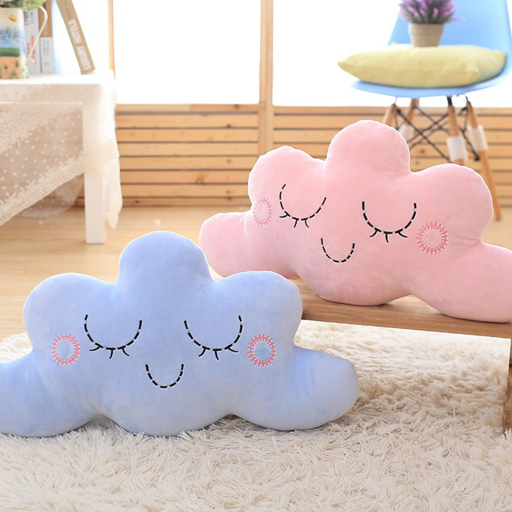Horse shaped pillows for children - Nai Yue Hot Smile Cloud Pillow Cushions Pillow Children Pillow Home Decoration Camera Props Emoji Coussins