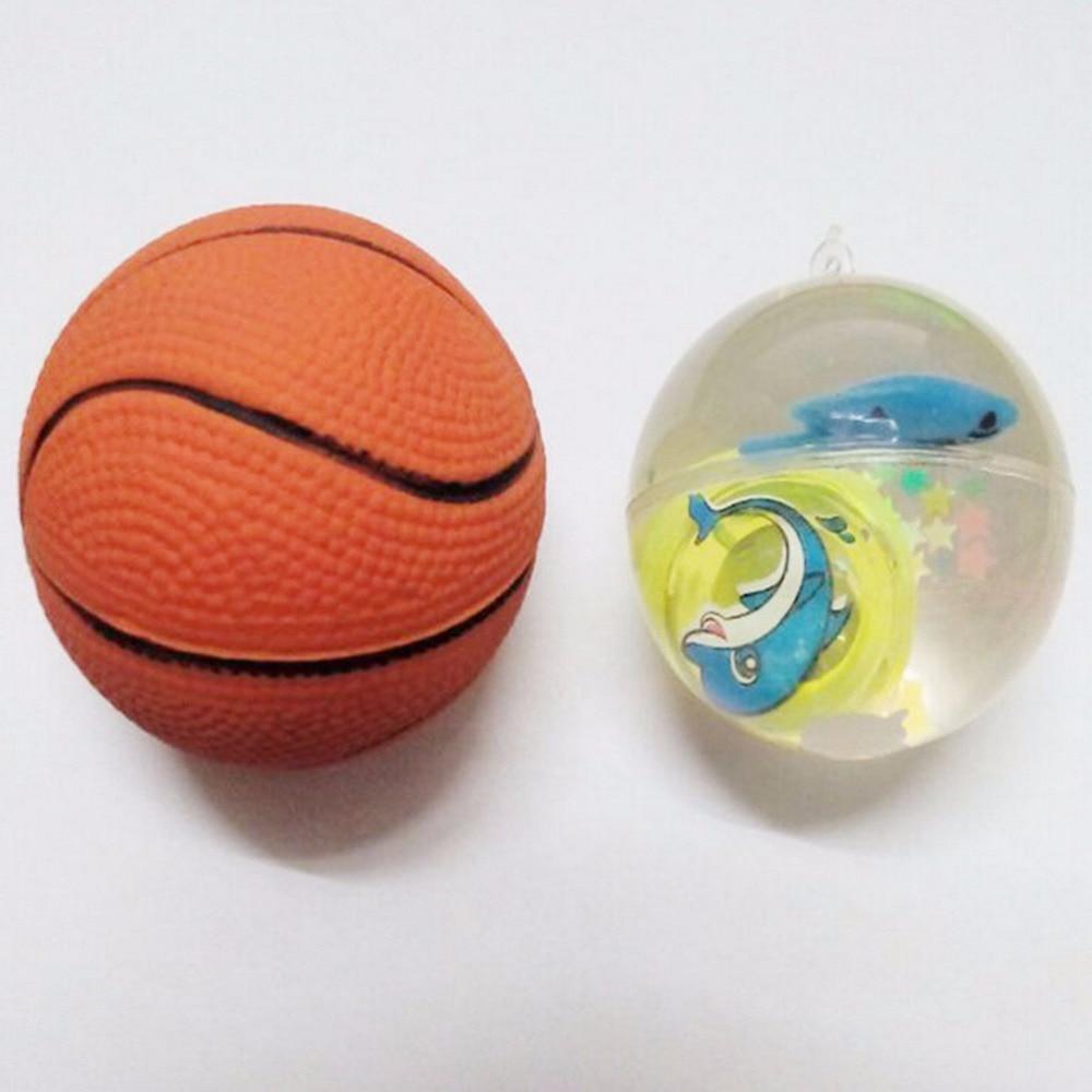 Smash It Squeezing ball Cartoon Mini Basketball Hand Wrist Exercise Stress Relief Soft Foam Ball 6.3CM Hot Sale