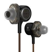I-INTO i8 HIFI Para Auriculares Estéreo Dinámico 3 Unidad Unidad de ALTA FIDELIDAD Muisc Pop Rock DJ Bass Auriculares Auriculares PC Phone MP3 Auriculares 3.5mm