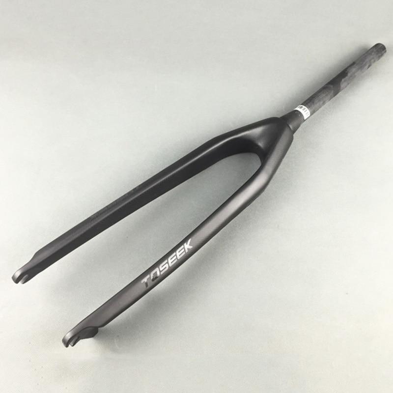 Biçikleta malore e ngurtë pirun e ngurtë 3K Fibër karboni të - Çiklizmit - Foto 2