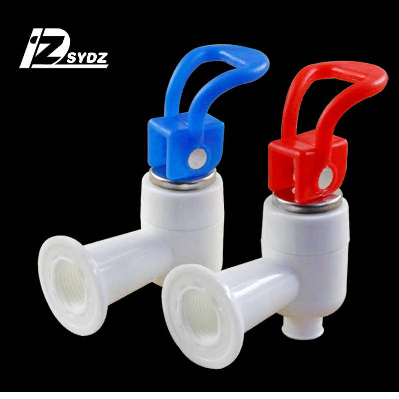 (1 pair) Water dispenser faucet / switch faucet hot and cold water   type water dispenser accessories
