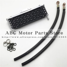 Oil Cooler  radiator Dirt Pit Bike Monkey Racing Motorcyle High performance refires accessories Kayo BSE Chinese Bike