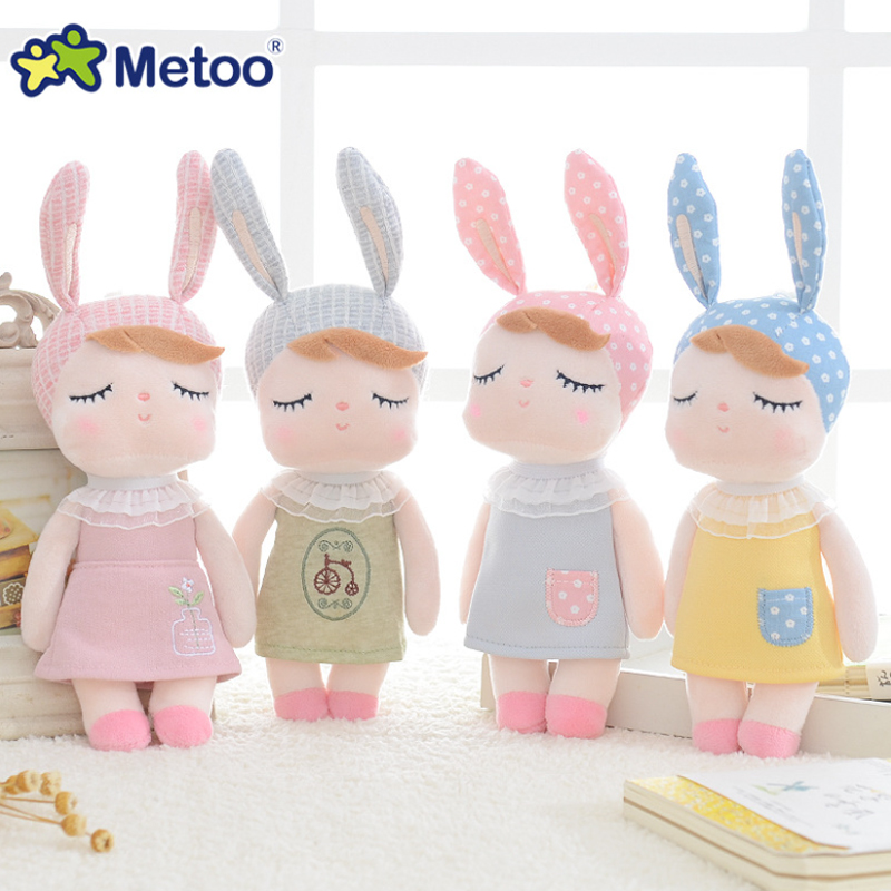 Lindo Metoo Angela muñecas conejito conejo bebé peluche muñeca ...